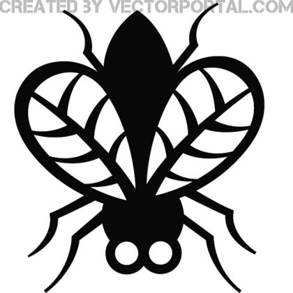 Fly Stock Image Free Vector