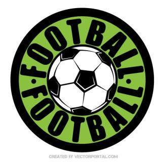 Football Logotype Free Vector