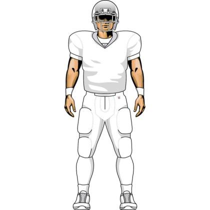 Football Nfl Player Free Vector