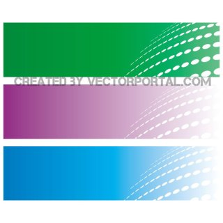Free Banners 5 Free Vector