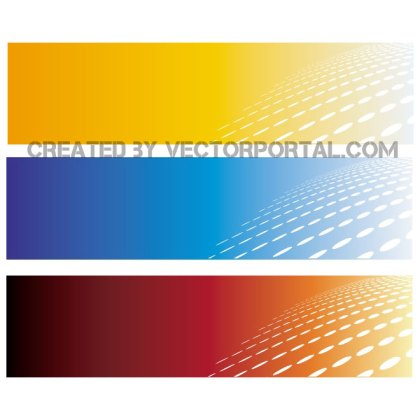 Free Banners 6 Free Vector