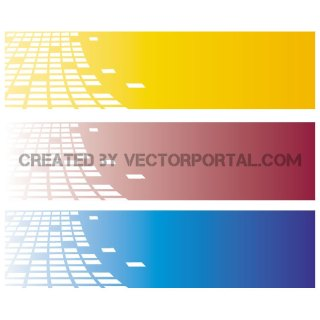 Free Banners 7 Free Vector
