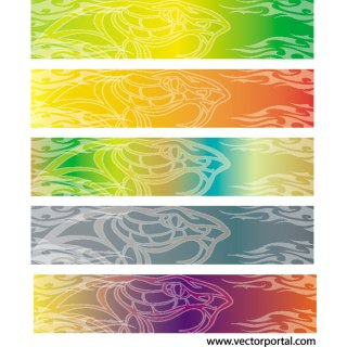 Free Banners Free Vector