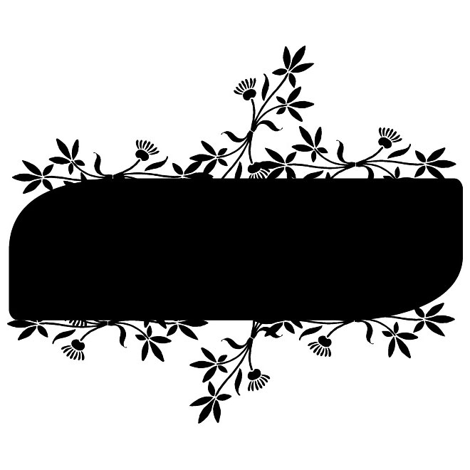 Free Flourish Banner Free Vector