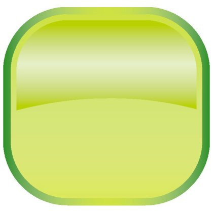 Glossy Web Button Free Vector