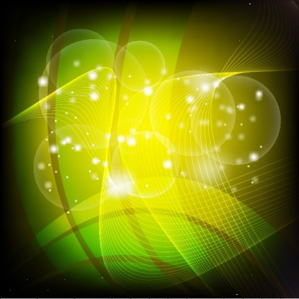 Glowing Background Free Vector
