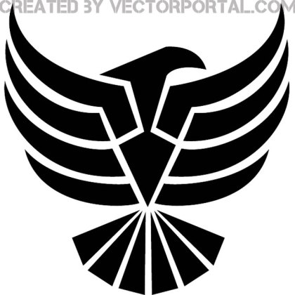 Graphic Eagle Free Vector