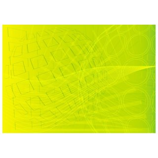 Green Abstract Backdrop Free Vector