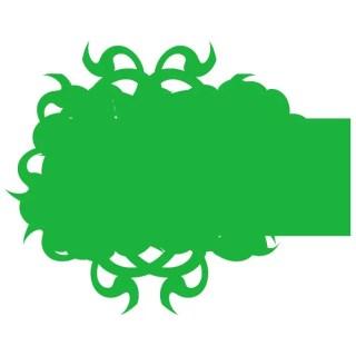 Green Banner Design Free Vector