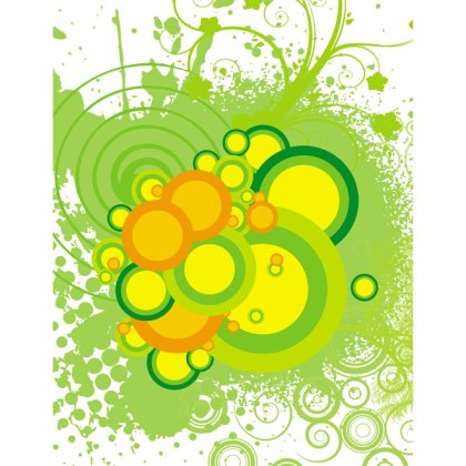 Green Grunge Stock Image Free Vector