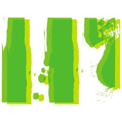 Green Illustrator Grunge Texture Free Vector