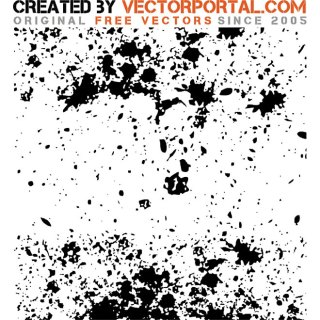 Grunge Art Free Vector