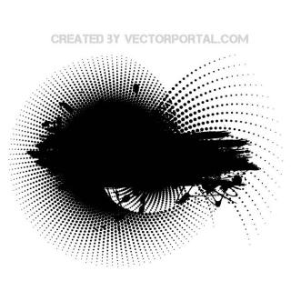 Grunge Background Clip Art Free Vector
