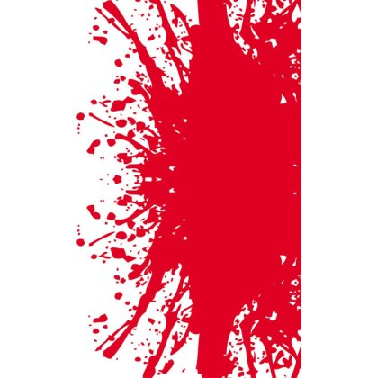Grunge Red Splatter Free Vector