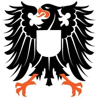 Heraldic Eagle Free Vector