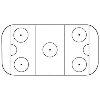 Ice Hockey Rink Free Image Free Vector
