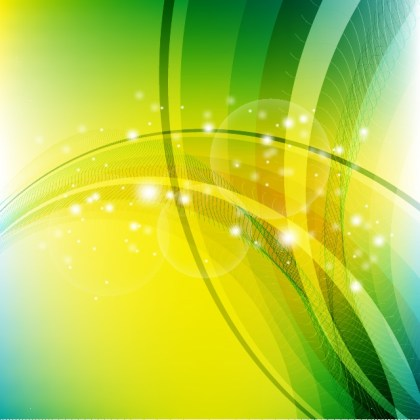Illuminating Background Free Vector