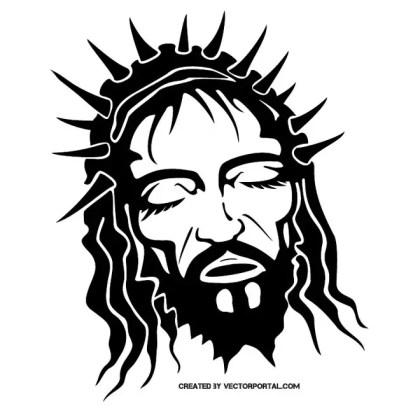 Jesus Christ Image Free Vector