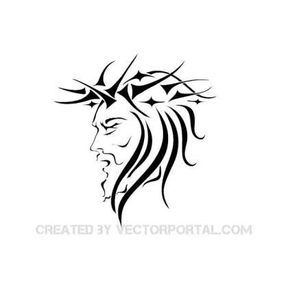 Jesus Free Illustration Free Vector