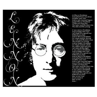 John Lennon Free Vector