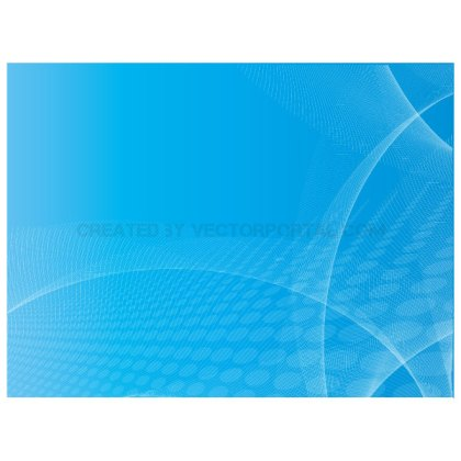 Light Blue Swooshes Background Free Vector