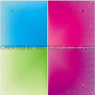 Light Burst Background Free Vector