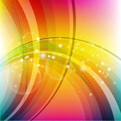 Light Colors Abstract Free Vector