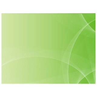 Light Green Swooshes Background Free Vector