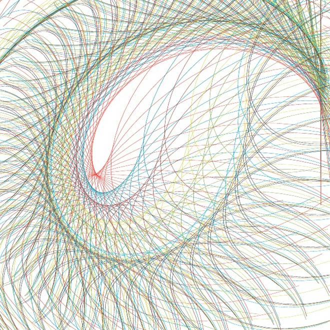 Lines Abstract Free Vector