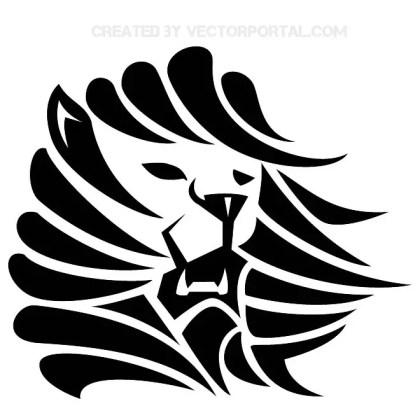 Lion Design Download Free Vector