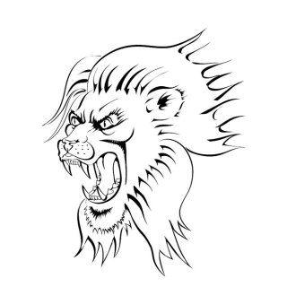 Lion Free 4 Free Vector
