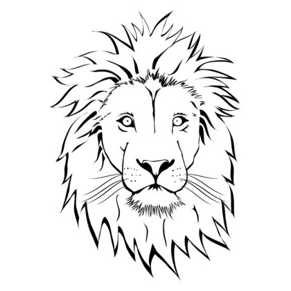 Lion Free 5 Free Vector