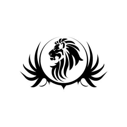 Lion Head Free Art Free Vector
