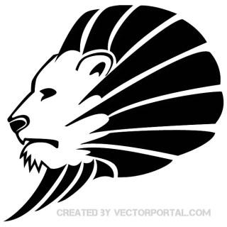 Lion Illustration 3 Free Vector