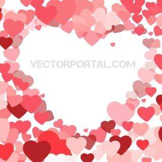 Love Illustration Free Vector
