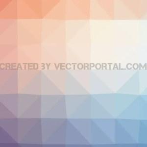 Low Polygonal Mesh Free Vector