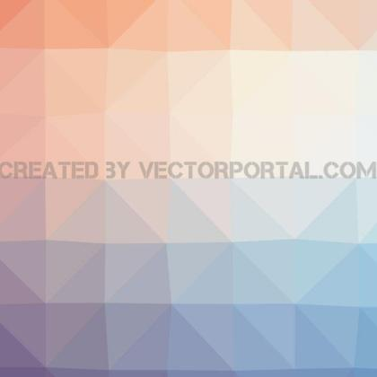 Low Polygonal Mesh Free Vector