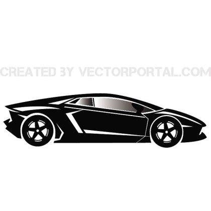 Luxury Car Image Free Vector