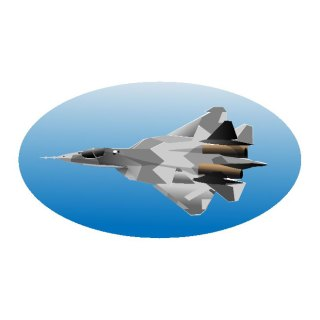 Military Fighter Aircraft Free Vector