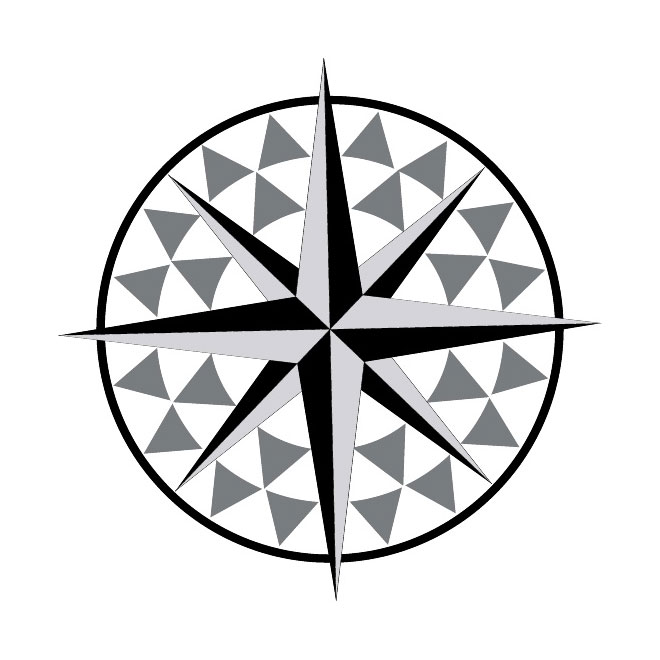 nautical star free art free vector 123freevectors rh 123freevectors com nautical star compass vector