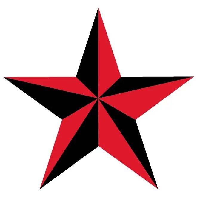 Nautical Star Free Vector