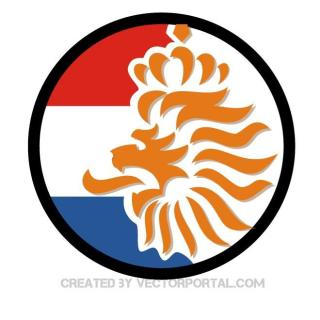 Netherlands Soccer Team Graphics Free Vector