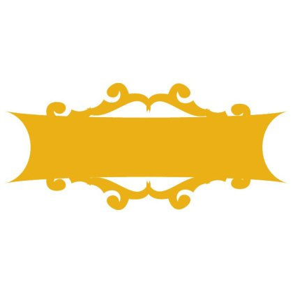 Ornament Frame Banner Free Vector