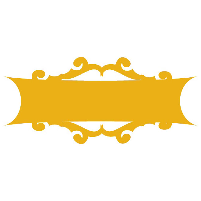 Ornament Frame Banner Free Vector