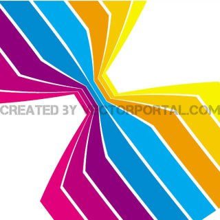 Perspective Background Free Vector