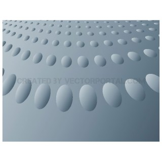Perspective Dots Background Free Vector