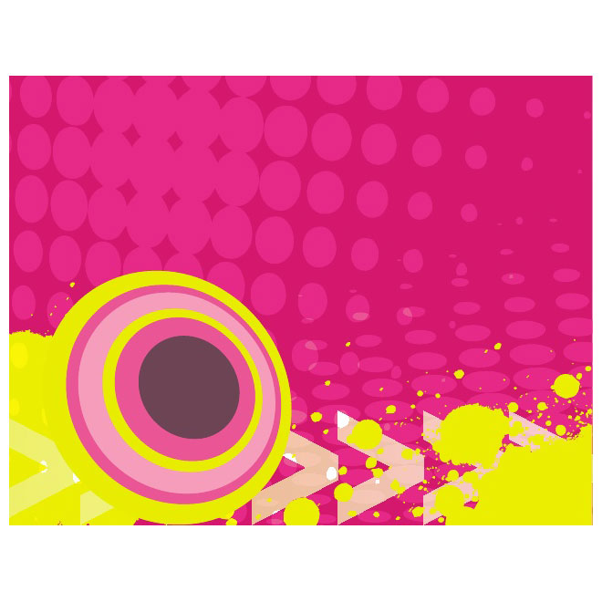 Pink Stock Background Free Vector