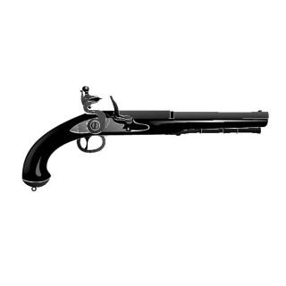 Pirate Flintlock Pistol Free Vector