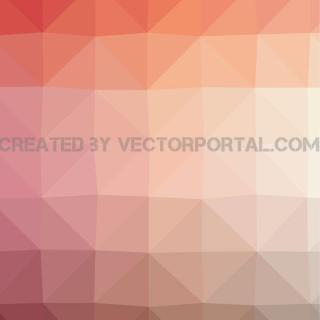 Polygonal Grid Design Free Vector