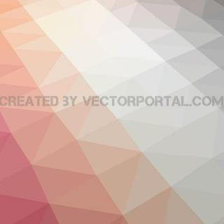 Polygonal Texture Free Vector